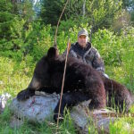 Bear hunting quebec
